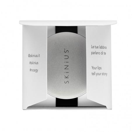 Noagy Balsamo Labbra Antiage Rigenerante Rimpolpante Nutriente con filtro solare