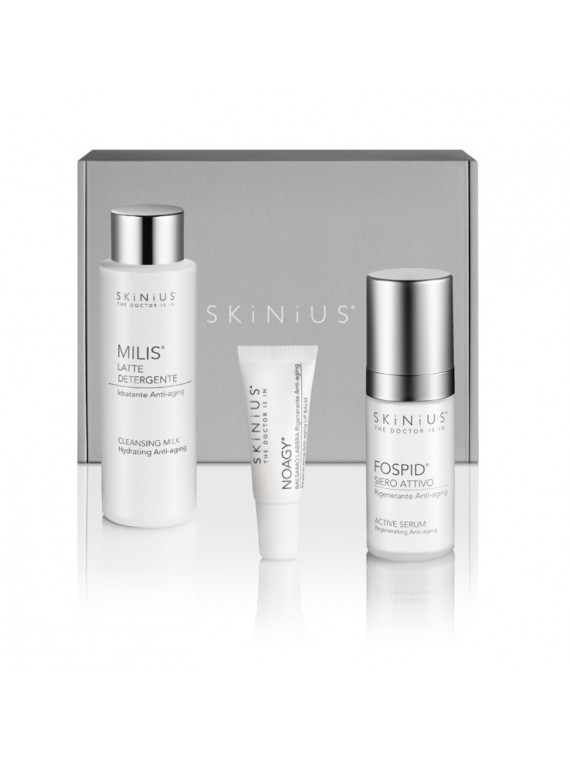 Skinius Starter Kit, i best seller Skinius per una pelle indimenticabile
