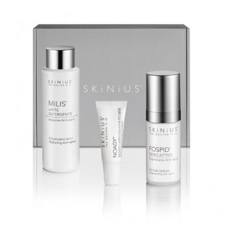 Skinius Starter Kit, i best seller Skinius per una pelle indimenticabile