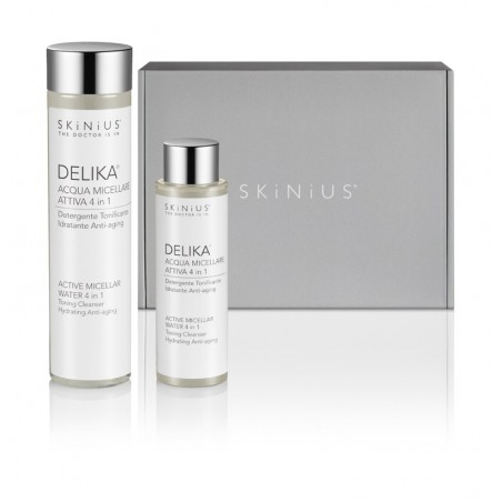 Double Water: Delika & Delika travel size
