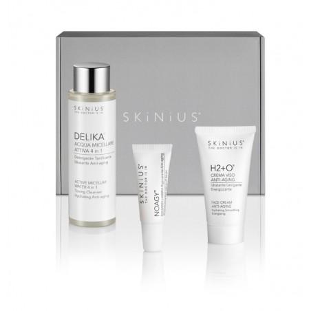 Gli alleati Skinius per viaggiare in aereo e prenderti cura delle pelle anche durante i viaggi più lunghi!