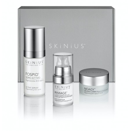 Anti-Aging Contours and Blemishes