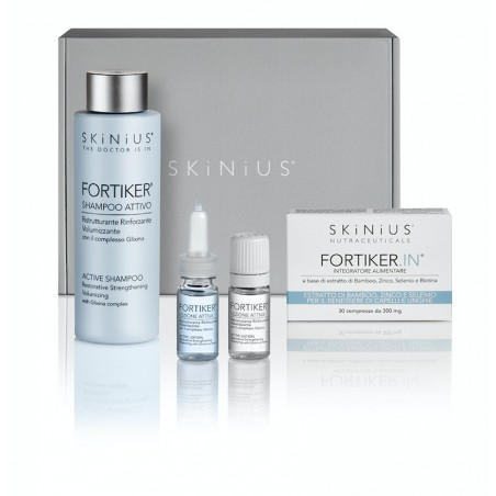 Haircare SOS Beauty Box contains a treatment designed to restore strength and energy to thin and weak hair.