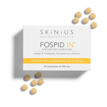 Fospid.IN is the essential skin supplement for a truly effective beauty routine for the beauty of face and body