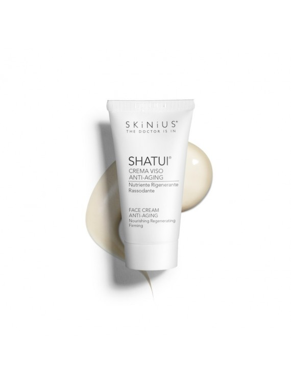 Shatui® is the Skinius nourishing, firming, regenerating and anti-aging face cream based on Fospidina