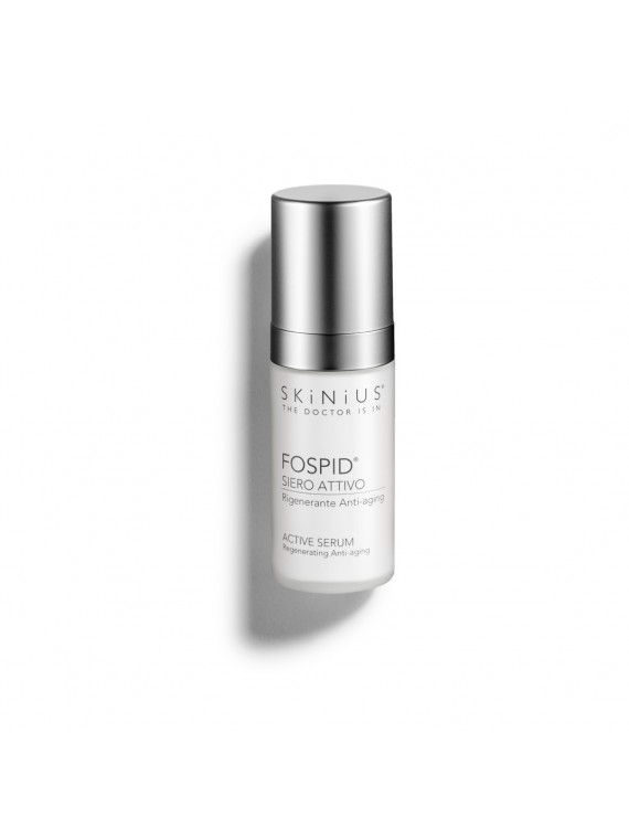 Fospid® Active Serum, an anti-aging regenerating serum based on Fospidina