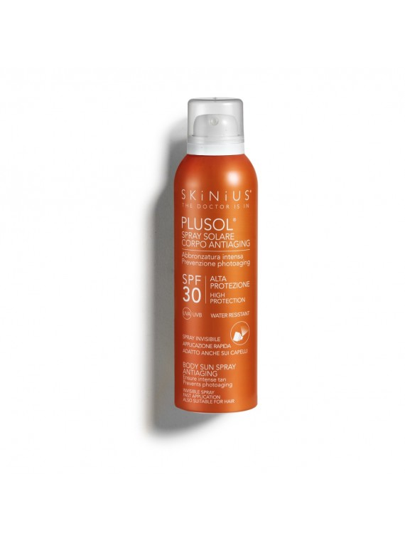 PLUSOL Body Sun Spray Antiaging SPF30