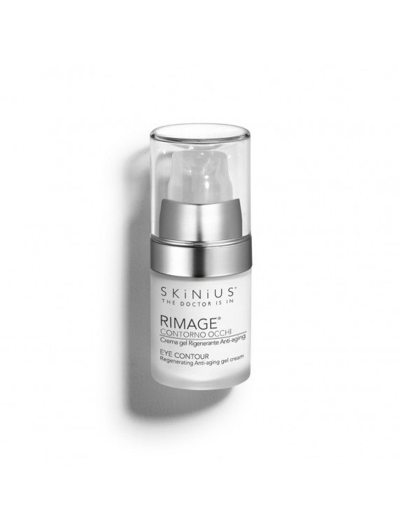 Rimage®, eye contour cream that shields the eye contour from sun damage, smog and make-up