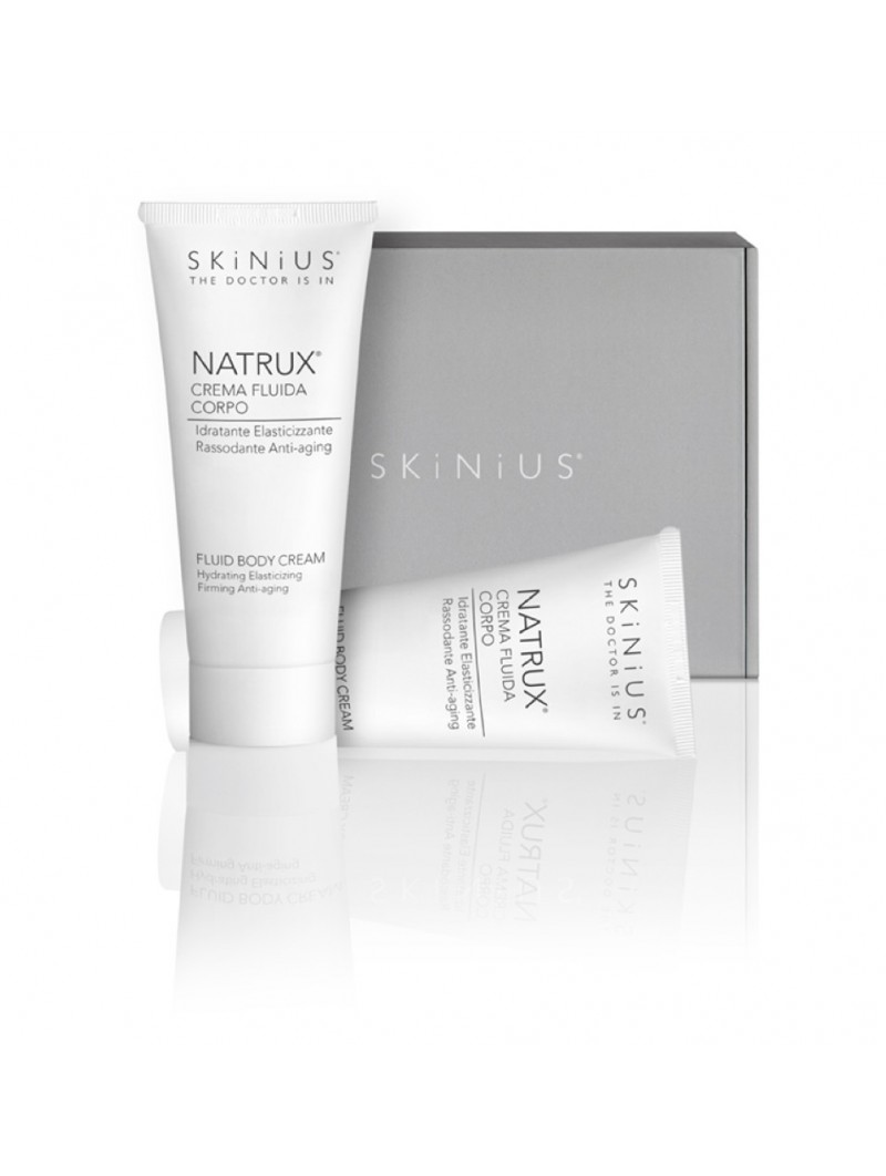 Bipack Natrux®, to never finish your body firming cream