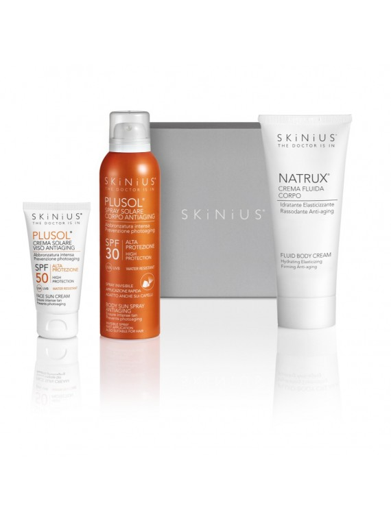Beauty Box Schermo Attivo per proteggere la pelle dal sole non solo in estate, ma tutto l'anno