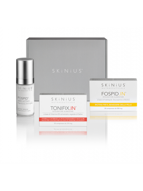 Protocollo antiaging cedimento cutaneo IN+IN+OUT