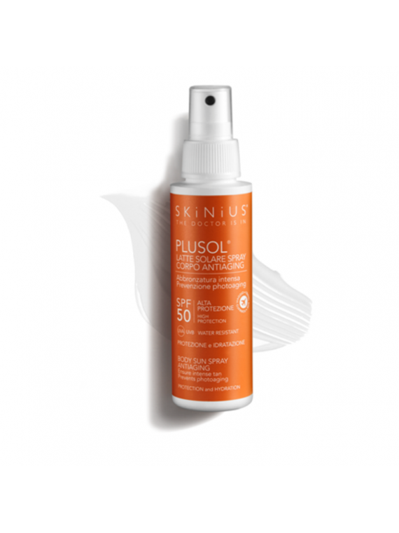 PLUSOL Body Sun Spray...