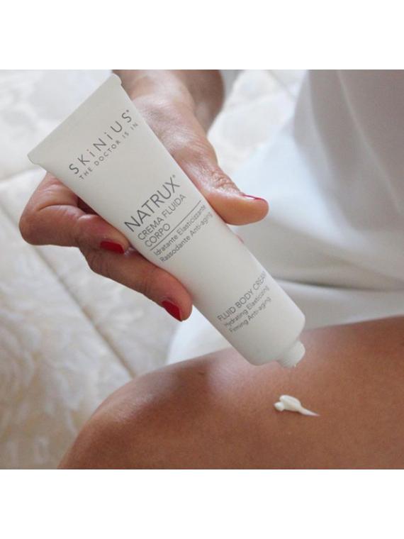 Natrux crema corpo con fospidina in formato travel size per portarlo sempre con te.