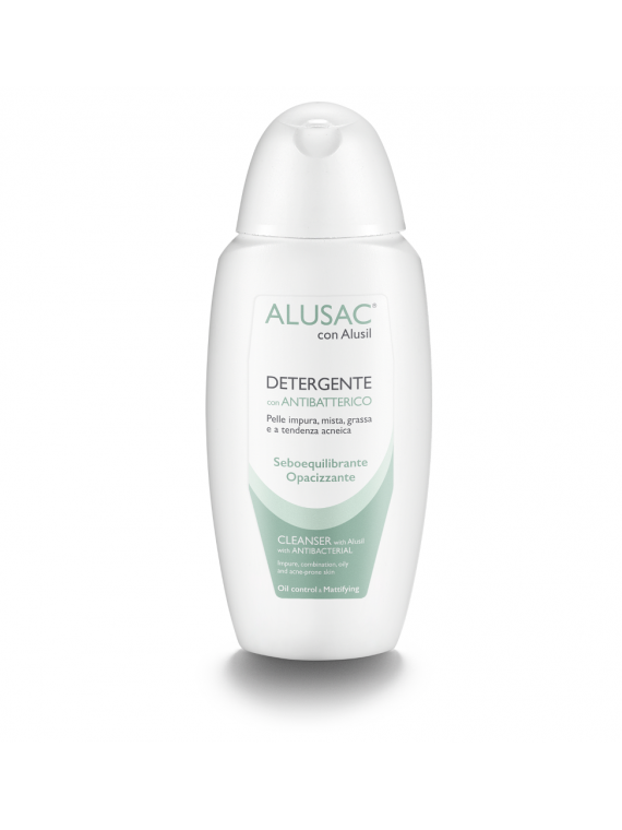 Alusac Cleanser with Alusil