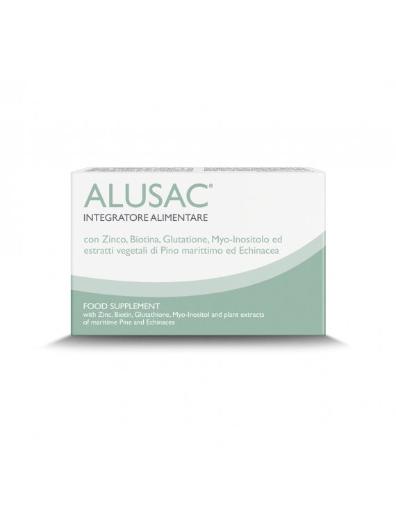 ALUSAC Food Supplement