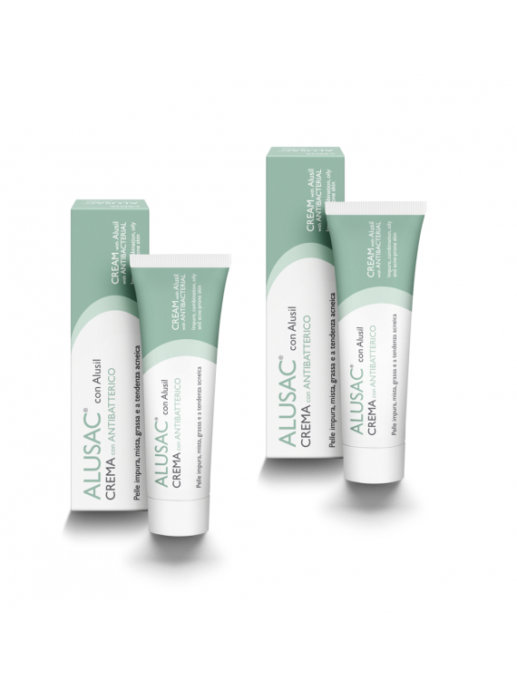 Alusac Cream Double Pack
