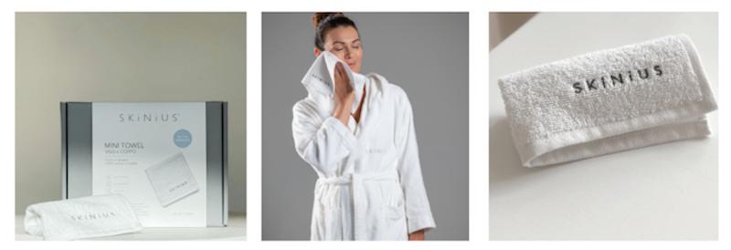 Delika Towel per pelle asfittica