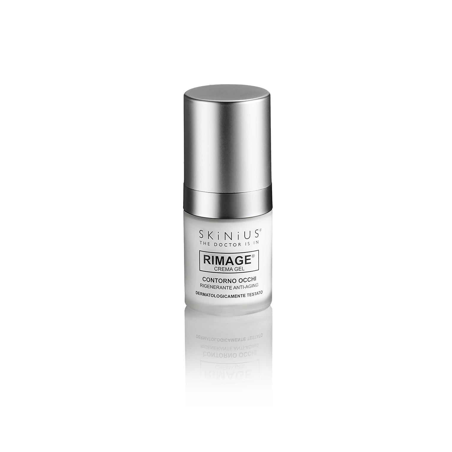Rimage è la crema per il contorno occhi ideale per prevenire e attenuare micro-rughe, occhiaie, borse e cedimento delle palpebre.