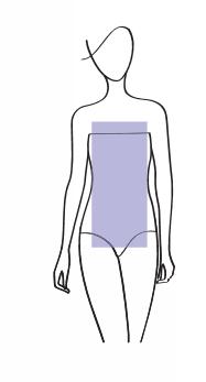 Forma a rettangolo: beauty routine con Natrux e tonifix.IN