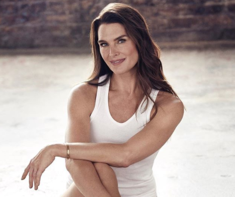 Brooke Shields Viso