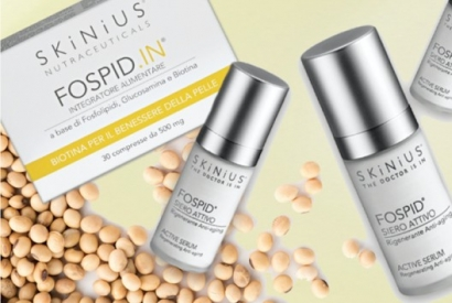 The Fospidina Complex: innovative anti-aging complex that is 100% Made in Italy – GRAZIA.IT